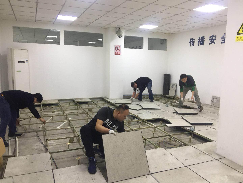安科齐心协力 共助基地标准化建设